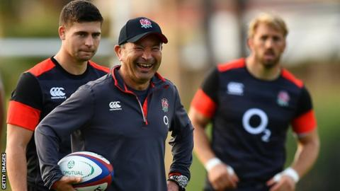 England rugby: Eddie Jones admits injuries affecting England preparation