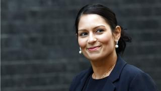 Priti Patel apologises over undisclosed Israeli meetings