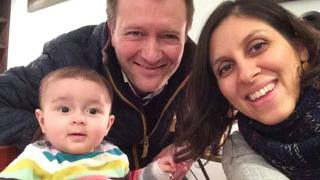 Fears for Nazanin Zaghari-Ratcliffe after Boris Johnson remark