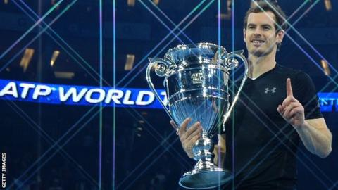 ATP World Tour Finals: BBC extends broadcast deal by two years up to 2020