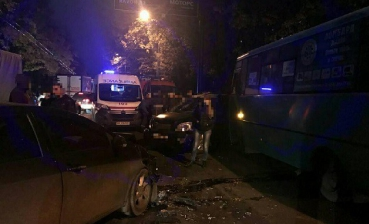 Second driver of Kharkiv deadly car crash arrested for 42 days