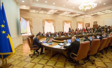 Ukrainian government approves changes in road safety sphere