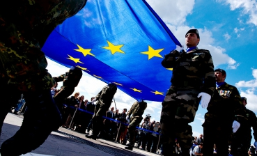 23 EU member states sign document on defence cooperation