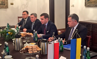Meeting of Ukraine-Poland Consultative Committee takes place in Krakow