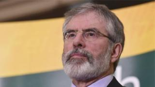 Gerry Adams to outline political future at Sinn Fein conference
