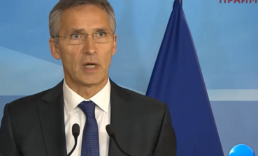 Stoltenberg: NATO doors opened for Ukraine and Georgia