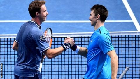 ATP Finals: Jamie Murray & Bruno Soares lose to Henri Kontinen and John Peers