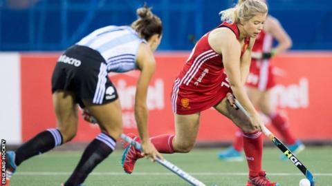 Hockey World League Final: England lose narrowly to Argentina