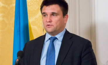 Trump always conveyed clear message of solidarity, - Klimkin
