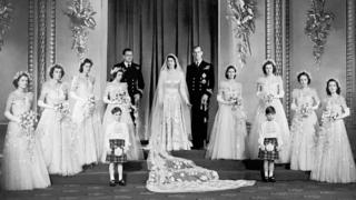The Queen and Prince Philip celebrate their 70th wedding anniversary