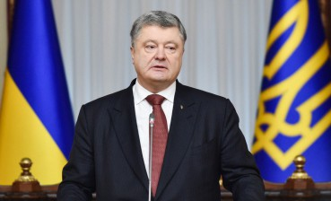 Poroshenko says that Ukraine's export to EU increased by 30% in 2017