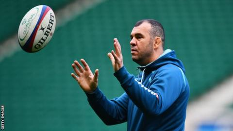 Michael Cheika: Australia head coach investigated over comments and conduct