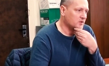Belarus shows video of questioning of Ukrainian journalist Sharoyko