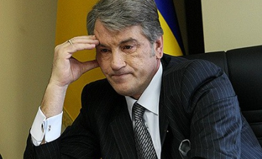 Ex-president Yushchenko on why bandits are not in prisons