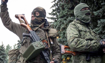 LPR militants claims on detention of Ukrainian sabotage and reconnaissance group