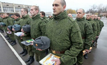 Ukraine protests against Russia drafting Crimea-based Ukrainians for military service