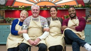 Great Festive Bake Off line up revealed