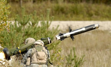 US military assistance to Ukraine: Money for 200 Javelin missiles