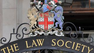 Law Society accreditation scheme advert