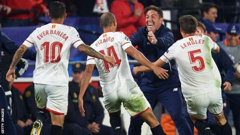 Eduardo Berizzo: Sevilla coach reveals cancer following draw with Liverpool