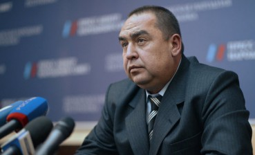 "Plotnitsky holds ""working meetings"" despite situation in occupied Luhansk"