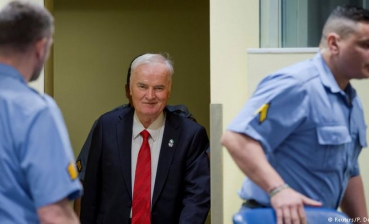 Ratko Mladic found guilty of Bosnian war crimes