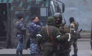 "Russian media: Mass arrests of ""leadership, employees of LNR prosecutor"