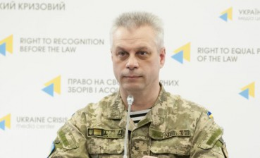 Ukrainian Army on high alert, monitors situation in Luhansk