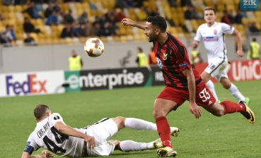 UEFA Europa League: Ostersunds beats Zorya Luhansk 2-0