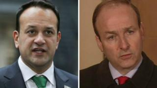 Irish deputy PM no confidence motion could force election