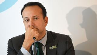 Leo Varadkar hopes talks can avert Irish general election