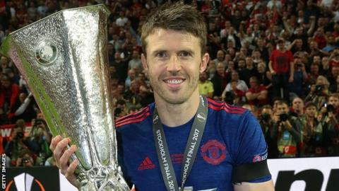 Michael Carrick: Man Utd captain reveals he has had a heart procedure