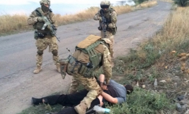 Ex-DNR militant wanted to join Ukrainian army