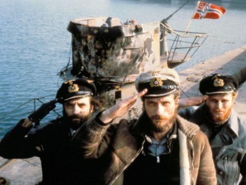 German U-boat 'real star' of new WWII drama