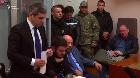Court released Avakov Jr under personal recognizance