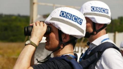Militants did not let OSCE monitors to village near Donetsk