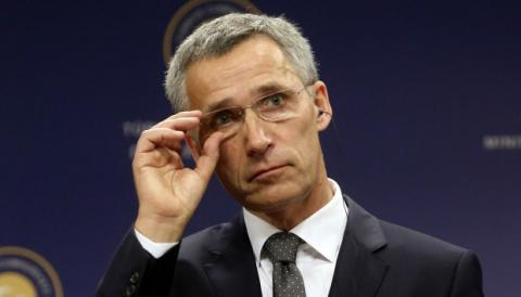 NATO supports Euro-Atlantic aspirations of Ukraine, - Stoltenberg