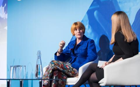 'Cultural shift' needed to get more women into top jobs, says Mary Portas