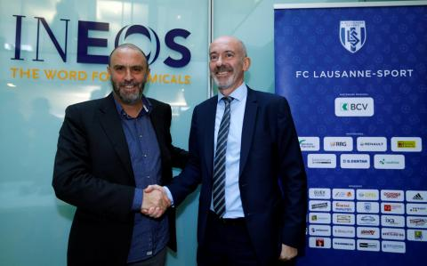 Ineos snaps up 'local' Swiss football club
