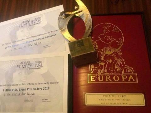 Ukrainian-Slovakian film 'Line' got Grand Prix at International Film Festival in France