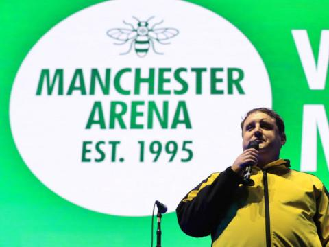 On Tour! Peter Kay returns after eight years