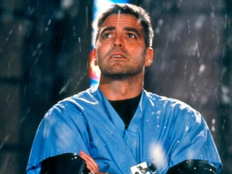 Clooney returning to TV - two decades after ER