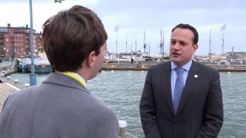 Varadkar throws a spanner in Brexit works