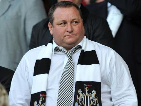 Staveley hands Ashley €300m Newcastle bid