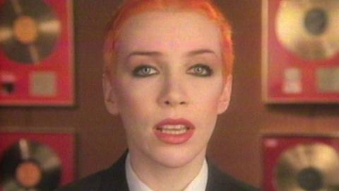 Eurythmics discuss Rock Hall of Fame and going