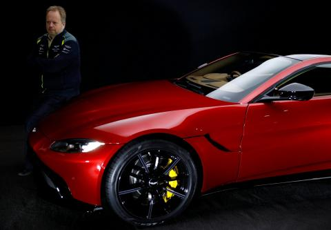 Aston Martin upgrades forecasts as demand for luxury sports cars moves into fast lane