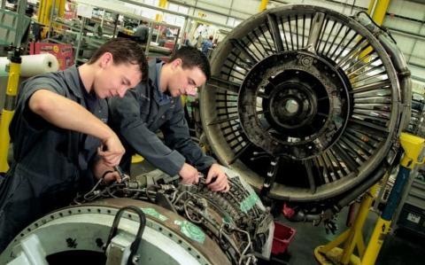 Apprenticeship levy behind 60pc collapse in number of people starting training courses
