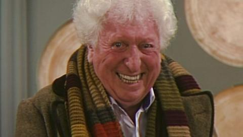 Doctor Who: Tom Baker returns on camera for 1979 Shada serial