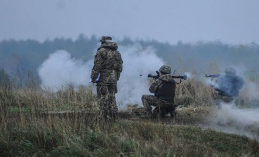 9 attacks on Ukrainian soldiers reported in Donbas since midnight