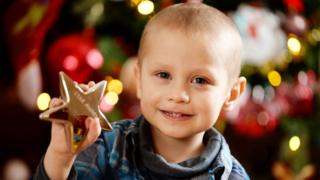 Cancer Research award for 'Christmas miracle' boy